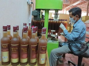 Rượu Sen Đồng Tháp